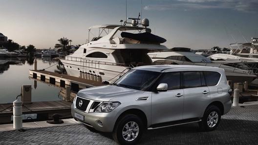 Новый Nissan Patrol: настоящий вездеход сделали комфортнее