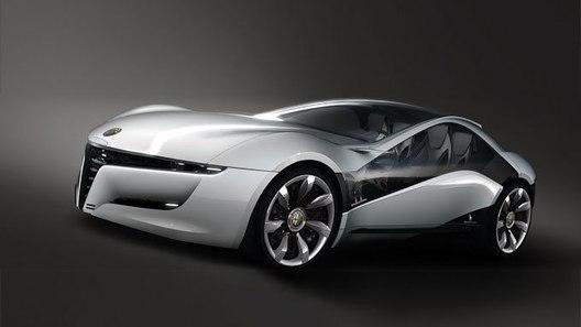 Alfa Romeo Pandion: первые фотографии концепт-кара Bertone