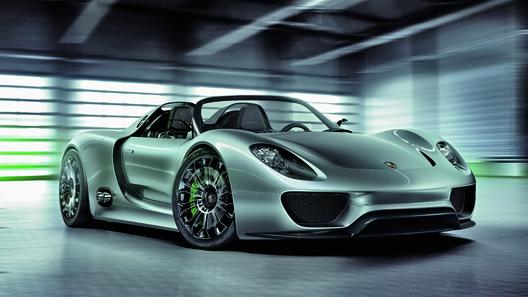 К Детройту в Porsche подготовят
