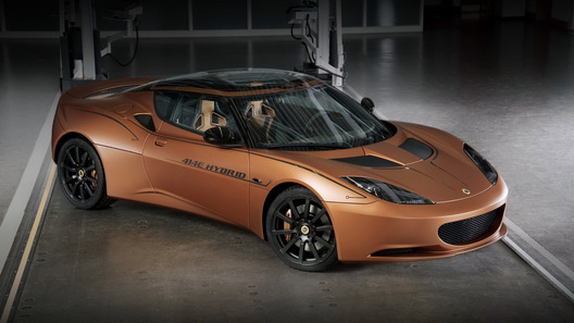 Lotus Evora 414E Hybrid: новая реальность