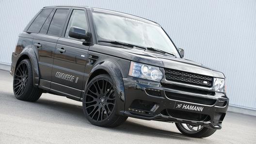 Hamann Conqueror II: тюнинг-кит для Range Rover Sport