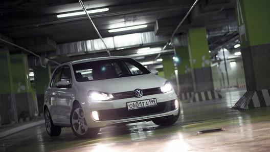 Volkswagen Golf GTI: без пяти минут