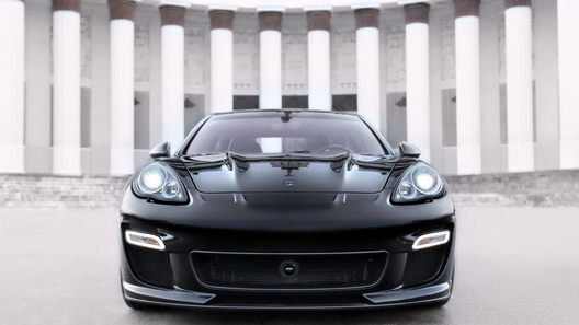 Porsche Panamera Stingray от российского ателье TopCar