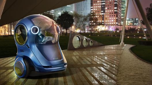 General Motors представил средство передвижения будущего