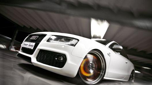 Audi S5 White Beast от Senner Tuning AG