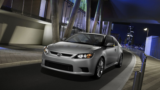 Новый Scion tC: дебют в Нью-Йорке
