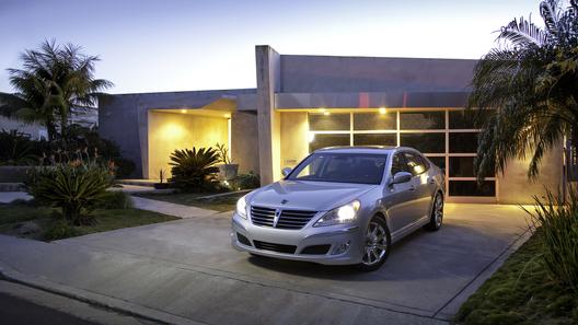 Hyundai Equus: соперник Lexus LS и Mercedes S-Class дебютирует в Нью-Йорке