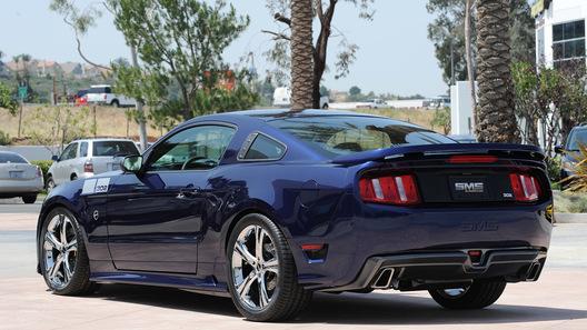 Фирма SMS Supercars представляет новый 302 Mustang