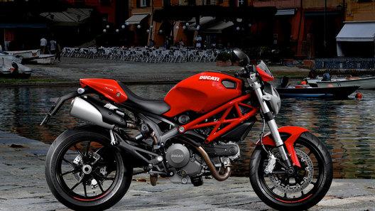 Новый Ducati Monster 796: теперь официально