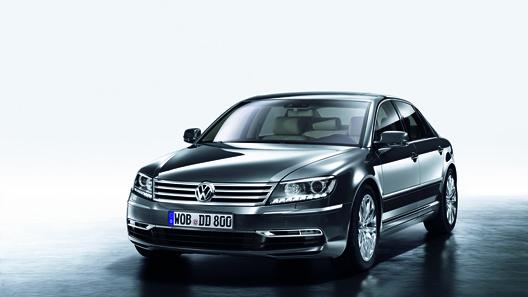 Новое поколение Volkswagen Phaeton появится в продаже 9 декабря