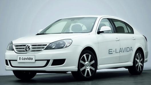 Китайский рынок позволит Volkswagen оценить спрос на электромобили