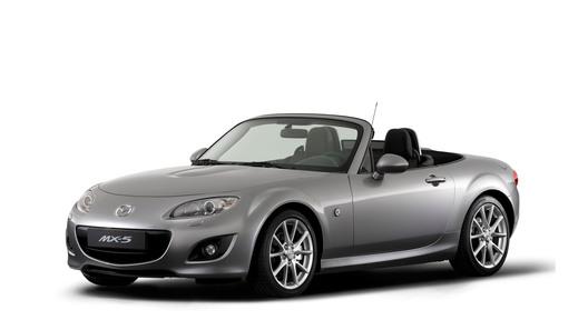 Поступила в продажу обновленная Mazda MX-5