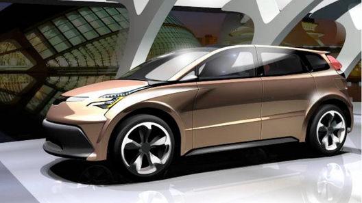 Lotus посадил Toyota Venza на строгую диету