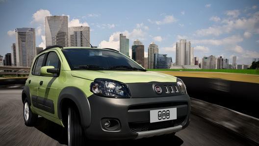Итальянская компания Fiat представила новое поколение Uno