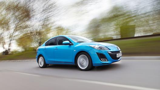 Длительный тест Mazda3 - драйв в духе zoom-zoom