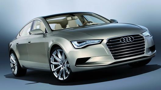 Audi готовится показать новое купе А7 и поднимает цены на модельный ряд