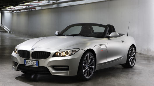 BMW подготовил юбилейную версию кабриолета Z4 sDrive35is