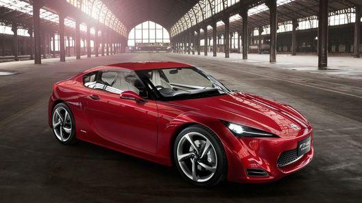 Спортивный хэтчбек Toyota FT-86 может не доехать до Европы