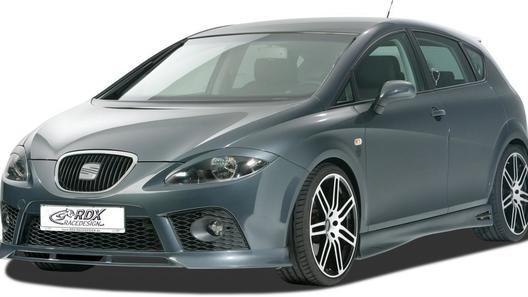 Фирма RDX Racedesign предлагает новый обвес для Seat Leon