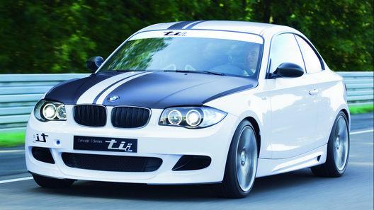 BMW официально подтверждает планы по выпуску спортивной версии 1-Series