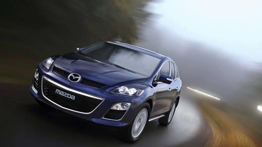 Обновленная Mazda CX-7 будет стоить чуть более 1,2 млн рублей