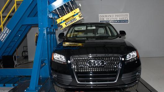 Новые модели Audi, Ford, Hyundai и Volkswagen получили награды Top Safety Pick