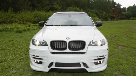 BMW X6 от российского ателье Status Design