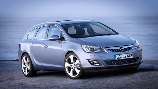 Opel официально представил универсал Astra Sports Tourer