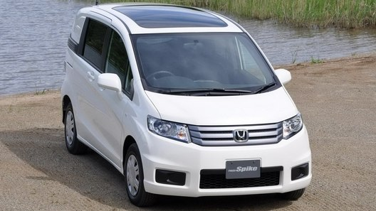В Японии дебютировал новый компактный минивэн Honda Freed Spike
