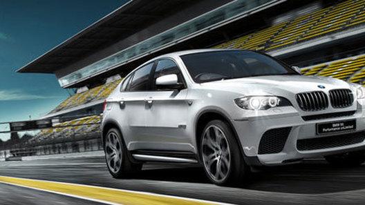 BMW представляет ограниченную серию X6 Performance Unlimited для японского рынка