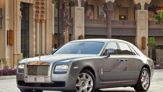 Rolls-Royce собирается увеличить производство модели Ghost