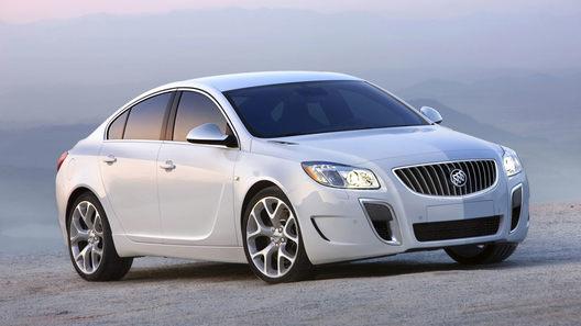 Buick планирует расширить модельный ряд за счет купе, кабриолета и универсала