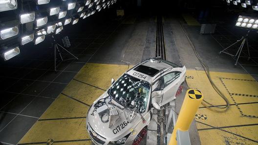NHTSA ужесточит процедуру присвоения автомобилям рейтинга безопасности