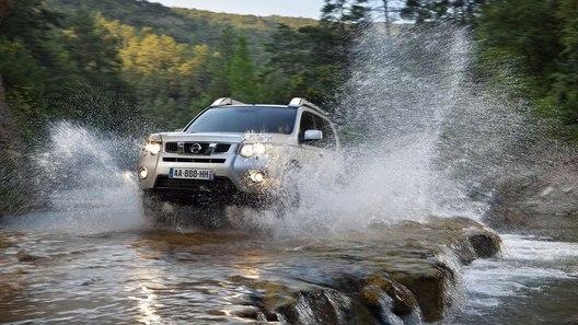 Европейское отделение Nissan представило обновленный внедорожник X-Trail