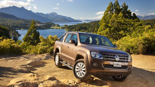 Лучшим пикапом в мире признали Volkswagen Amarok