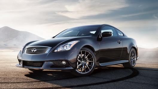 Состоялся анонс нового Infiniti G Coupe серии Performance Line