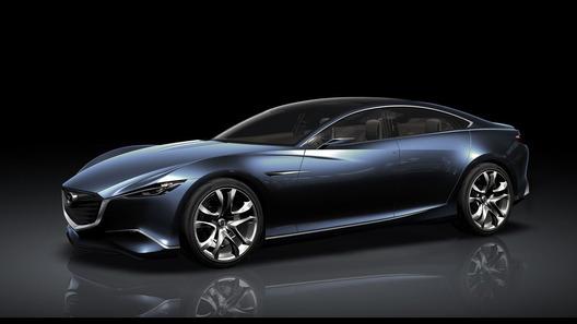 Компания Mazda показала, как будут выглядеть будущие модели автомобилей