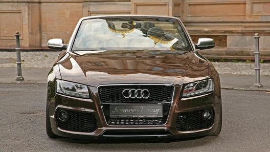Компания Senner Tuning подготовила новый обвес для кабриолета Audi A5 Cabrio