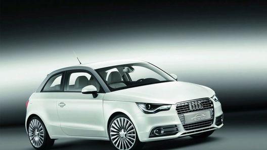 Audi приступает к массовому тесту электрокара А1