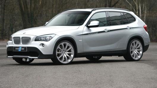 BMW X1 получил прибавку мощности от тюнинг-ателье Hartge