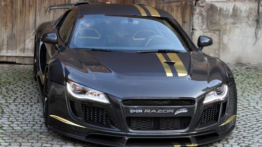 Тюнинг-ателье PPI показало суперкар RAZOR GTR-10, созданный на базе Audi R8
