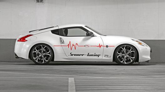 Компания Senner Tuning подготовила свою версию купе Nissan 370Z