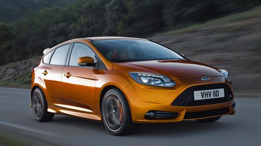 Париж 2010: Ford презентовал самую мощную версию Focus ST