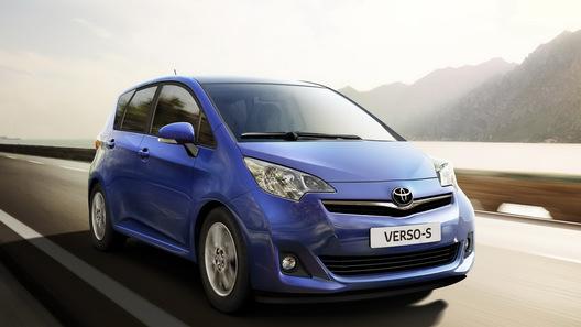 Париж 2010: Toyota возвращается на рынок компактных минивэнов с моделью Verso-S