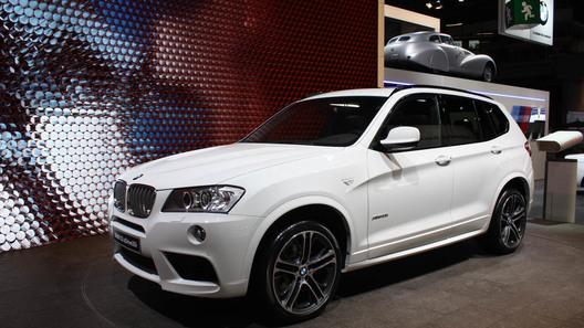 Париж 2010: новый BMW X3 вступает в эпоху зрелости