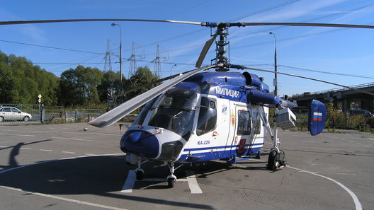 ГУВД Москвы ловит угонщиков с помощью вертолетов