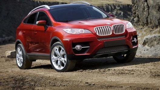 Руководство BMW одобрило выпуск нового кроссовера X4