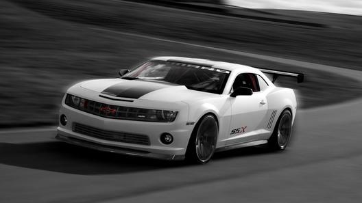Chevrolet покажет на SEMA целый выводок Camaro