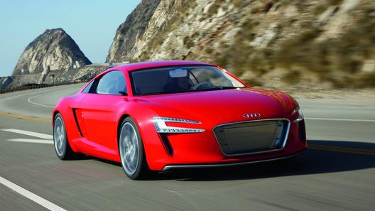 Audi наделит свои электрокары необычным звучанием