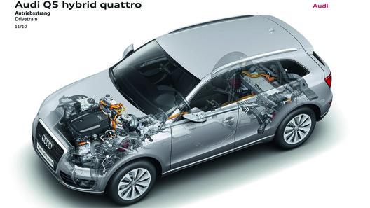 У Audi есть 10 лет, чтобы стать лидером на рынке электрокаров